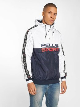 Pelle Pelle Veste mi-saison légère Vintage Sports blanc