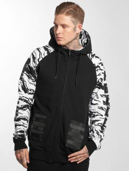 Pelle Pelle Zip Hoodie Jungle Tactics schwarz