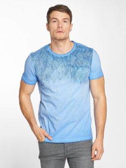 Petrol Industries Camiseta Pocket azul