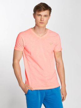 Petrol Industries Camiseta T naranja