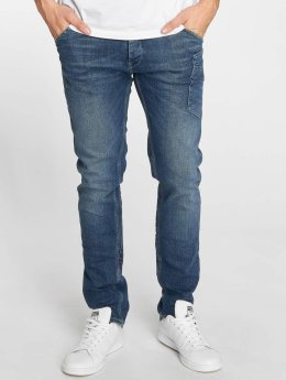 Petrol Industries Jeans straight fit Mechanic indaco