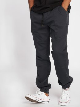 Petrol Industries Pantalon cargo Non Denim noir