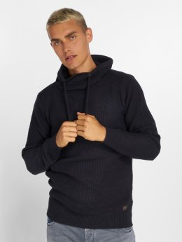 Petrol Industries Pullover Collar blau