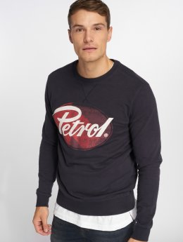 Petrol Industries Pullover Fanello blue
