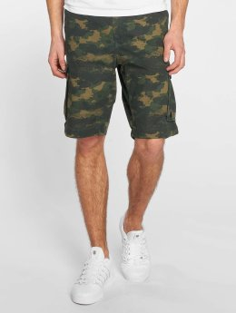 Petrol Industries Spintowin Chino Shorts Night Green