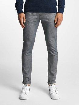 Petrol Industries Slim Fit Jeans Seaham Naked grijs