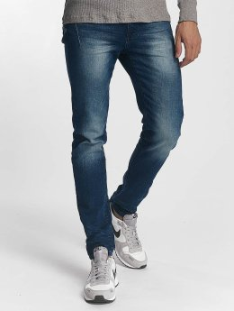 Petrol Industries Straight Fit Jeans Jardine blau