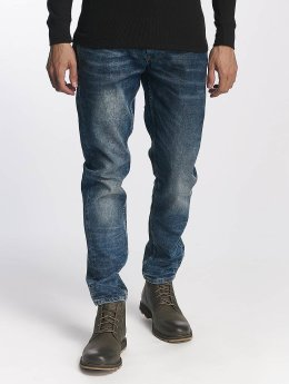 Petrol Industries Straight Fit Jeans Elton blau