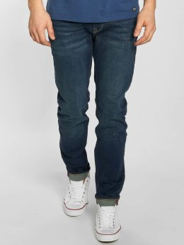 Petrol Industries Straight Fit Jeans Thruxton  blau