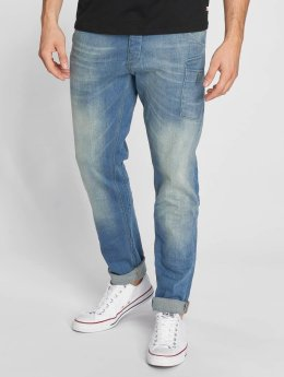 Petrol Industries Straight fit jeans Mechanic Tapered blauw