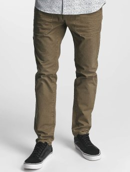 Petrol Industries Straight Fit Jeans Templeton brown
