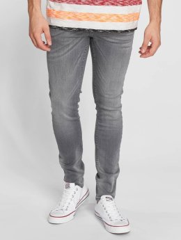 Petrol Industries Narrow Straight Fit Jeans Grey