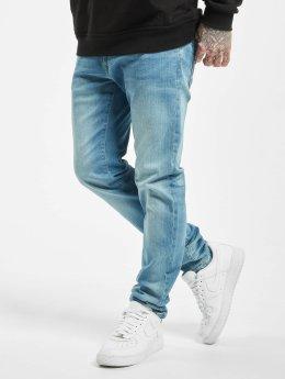 Petrol Industries Straight Fit Jeans Sherman  modrý