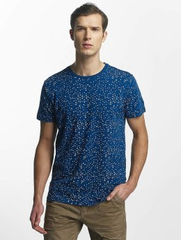 Petrol Industries Triangle T-Shirt Light Indigo