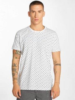 Petrol Industries T-paidat Print valkoinen