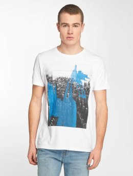 Petrol Industries T-Shirt Manhatten blanc