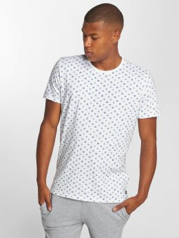 Petrol Industries T-Shirt Wave blanc