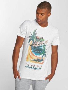 Petrol Industries T-Shirt Boat blanc