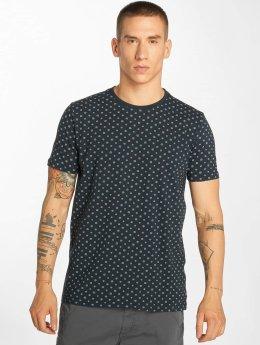 Petrol Industries T-Shirt Print blau