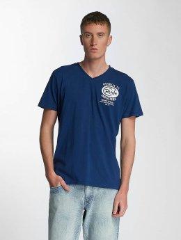 Petrol Industries T-Shirt Rude bleu