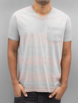 Petrol Industries T-Shirt Iron grau