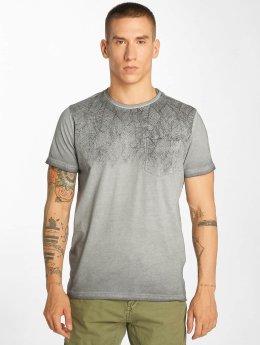 Petrol Industries t-shirt Pocket grijs