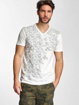 Petrol Industries T-Shirt Pocket weiß