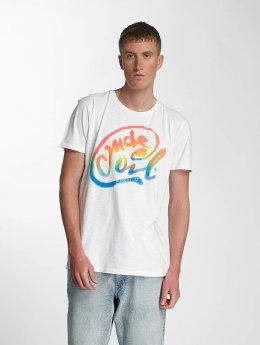 Petrol Industries t-shirt Oil  wit
