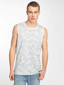 Petrol Industries Tank Tops Singlet bianco
