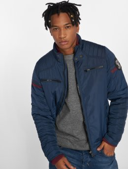 Petrol Industries Winter Jacket Asher  blue