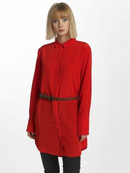 Pieces Blouse pcIris rood