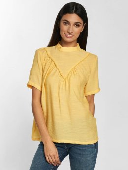 Pieces pcFilika Blouse Buff Yellow