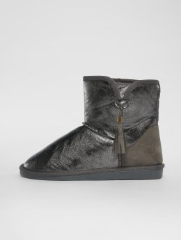 Pieces Boots psDia grau