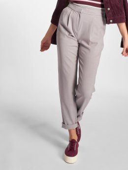 Pieces Chino pcFelina Chino Pants grau