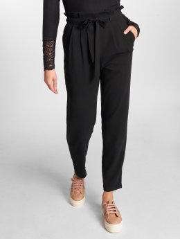 Pieces Chino pants pcTally black