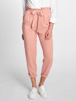 Pieces Chino pcTally rosa