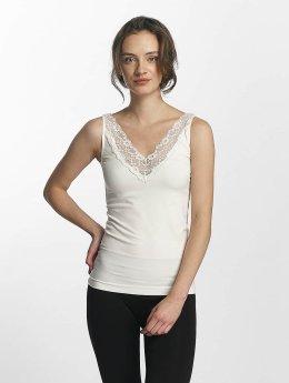 Pieces Hihattomat paidat pcLoa valkoinen