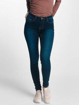 Pieces Jean skinny pcFive Bettysoft Mid Waist bleu