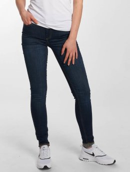 Pieces Jeans slim fit pcFive Delly blu