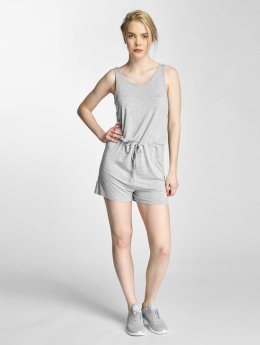 Pieces Jumpsuit PCLucia grau