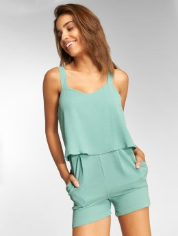 Pieces Jumpsuit pcDeanna grün