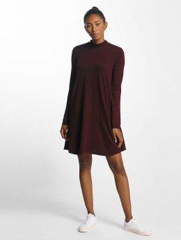 Pieces jurk pcJasmin Knit rood
