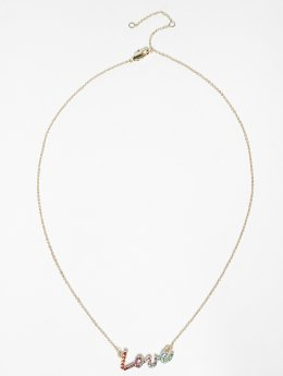 Pieces ketting pcTanja goud