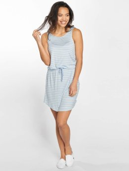 Pieces Kleid pcIngemaj Beach blau