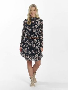 Pieces Kleid pcDrela blau