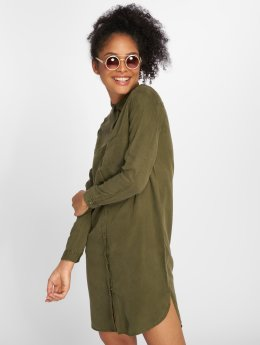 Pieces Kleid pcWhy olive