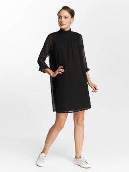 Pieces Frauen Kleid pcAthaly in schwarz