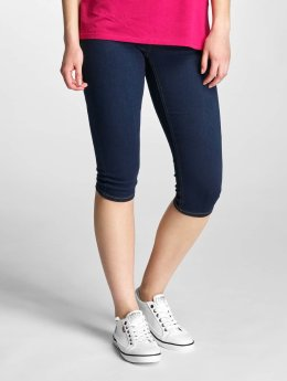 Pieces Legging PCSkin Lucy  blau