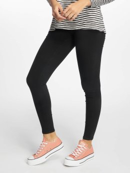 Pieces Leggings/Treggings pcSkin black