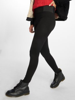 Pieces Leggings/Treggings pcJeggy czarny